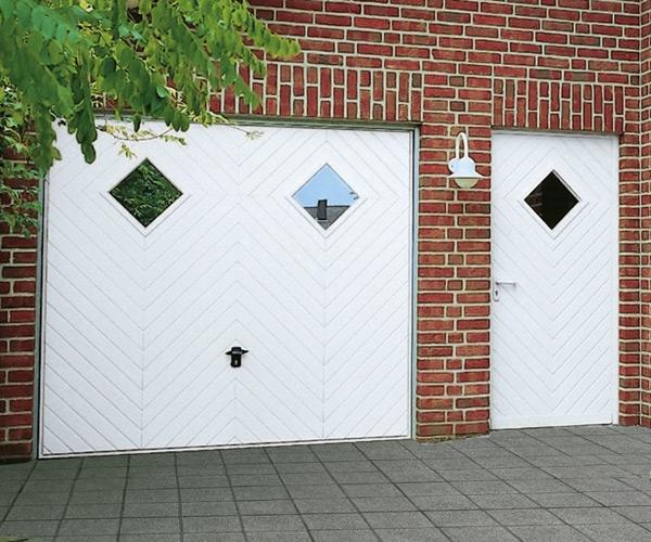 Gentil Side Doors For Up And Over Garage Doors