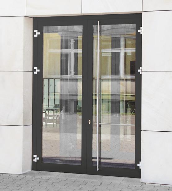 Aluminium Exterior Doors Novoferm Group