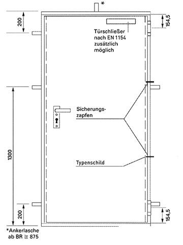 H8 5 Fire Resistant Doors Novoferm Group