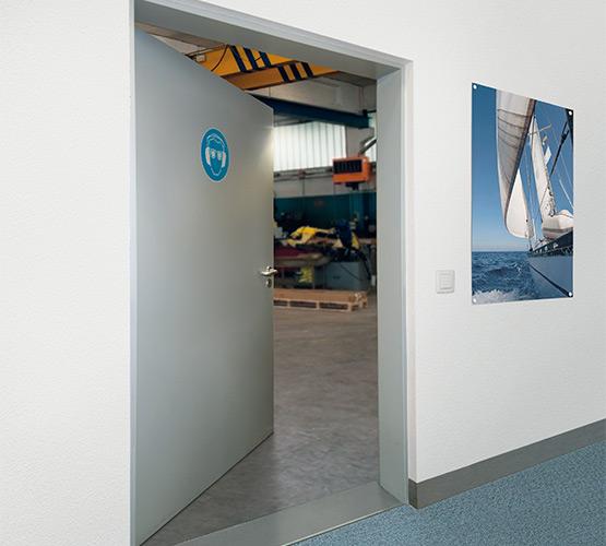 Your advantages at a glance! & Soundproof doors | Novoferm Group