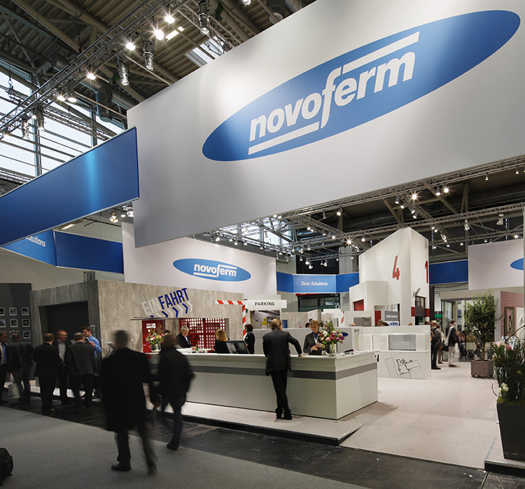 Novoferm one of Europeu0027s leading system suppliers of doors garage doors frames and operators has designed ... & Doors Industrial Doors and Garage Doors | Novoferm Group
